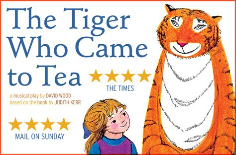 the tiger who would the tiger who came to tea images soho london londontown com