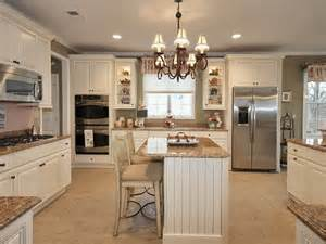 White Kitchen Cabinets With Stainless Steel Appliances Antique White Kitchen Cabinets With Stainless Steel