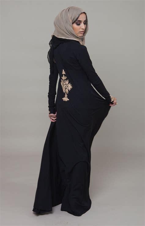 Abaya Gold black gold abaya look me my style