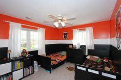 bengals bedroom ideas orange bedrooms on pinterest orange shower curtains