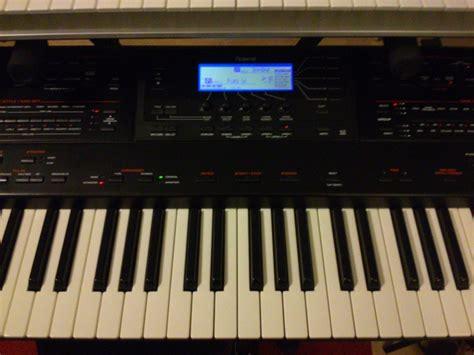 Keyboard Roland G 1000 roland g 1000 image 591218 audiofanzine