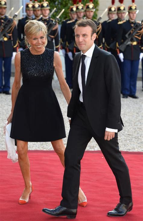 emmanuel macron mother brigitte trogneux wife and mother seduced by macron