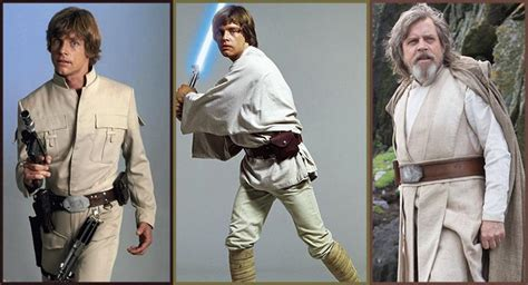 Basicsweaterjacket Keren Starwars luke skywalker costume was never this simple