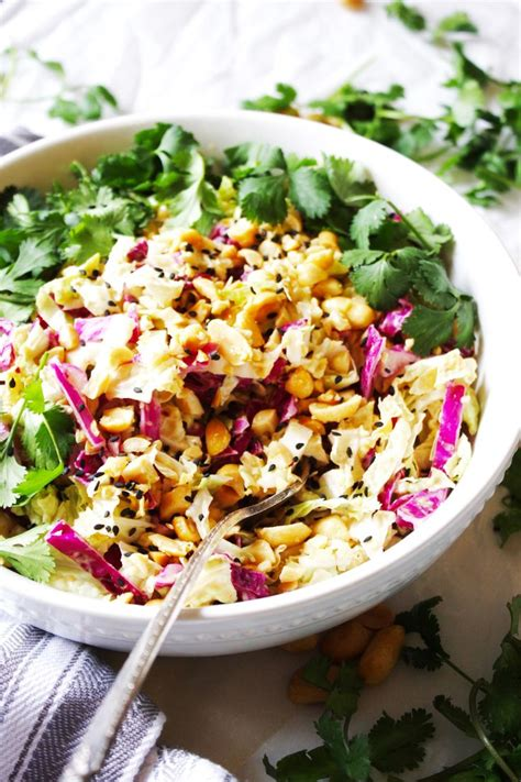 21 Day Sugar Detox Salad Dressing Recipe by 100 Cabbage Salad Recipes On Asian Cabbage