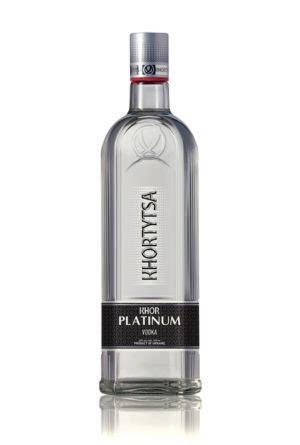 khortytsa vodka named among top 3 best selling vodkas in