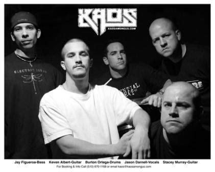 Kaos Thrash Metal kaos discography 1990 2012 thrash metal