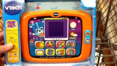 vtech light up baby touch tablet vtech quot light up baby touch tablet quot electronic learning