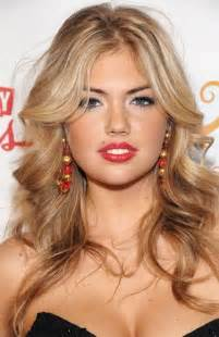 kate upton hair color kate upton hair and makeup hairstyle blonde highlight