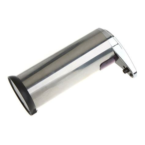 Automatic Sensor Stainless Steel Soap Dispenser Tempat Sabun Otomati stainless steel sensor automatic soap dispenser sabun