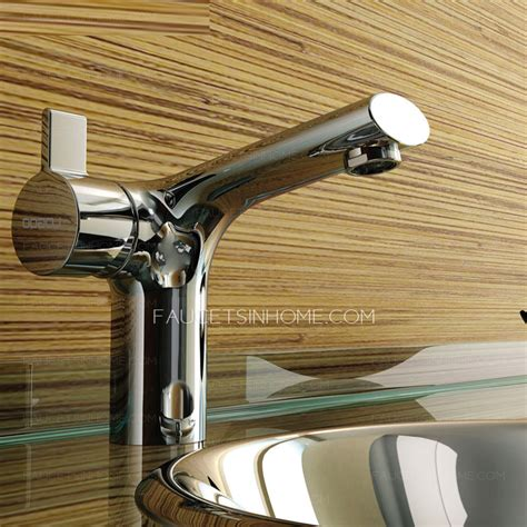 cool bathroom faucets high end copper rotatable side handle radian cool bathroom
