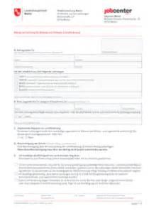 Antrag Briefwahl Mainz Bildungsgutschein Gratis Zur Nachhilfe Durch Bildungspaket