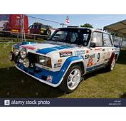 1985 Lada 2105 VFTS Rally Car In The Paddock At 2011