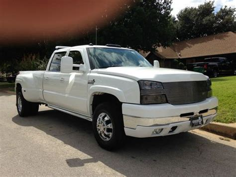 how does cars work 2006 chevrolet silverado seat position control sell used 2006 chevy western hauler 3500 lt silverado leather heated seats sharp duramax in