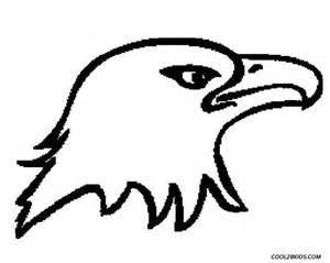 free golden eagle coloring pages