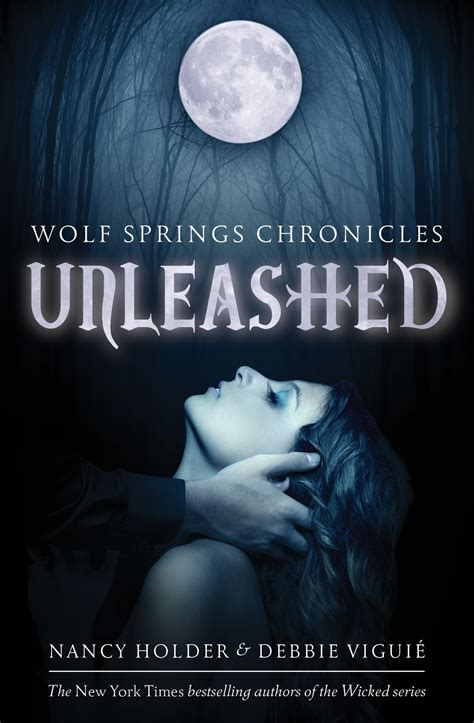 unleash the novels books brandi s book musings unleashed wolf springs chronicles
