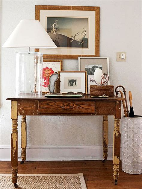 Entryway Table by Choosing A Console Table And Mirror For An Entryway