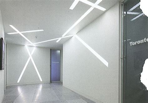 10 Light Floor L - l 10 floor lighting along stair opening on second