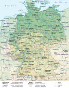 map of cities germany city map city map of germany germany map with