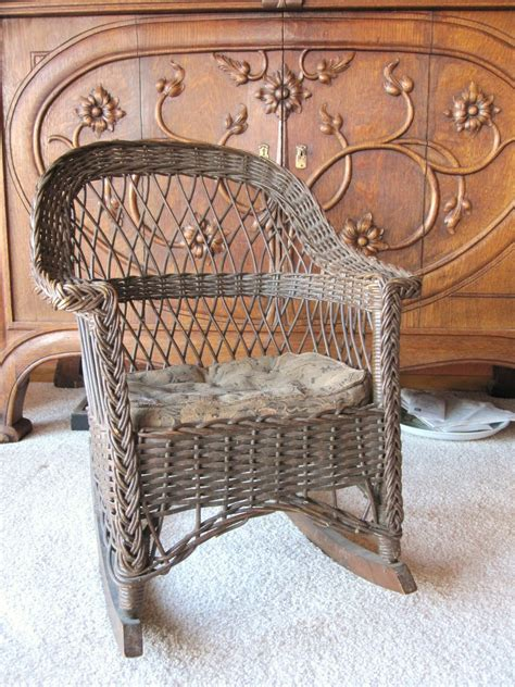 Antique Rattan Furniture by Antique Wicker Furniture Antique Furniture