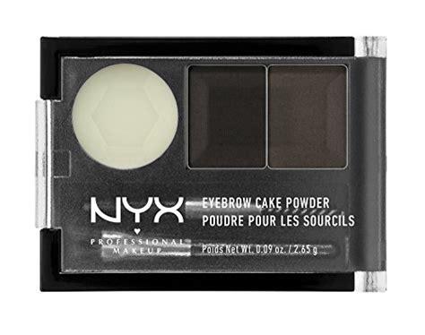 Eyebrow Cake Powder Blackgrey By Nyx nyx eyebrow cake powder black gray health and in the uae see prices reviews and buy