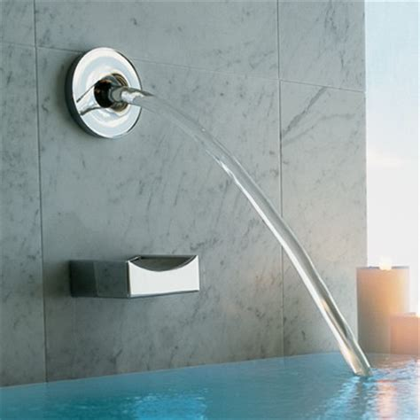 ceiling mount tub filler mico design