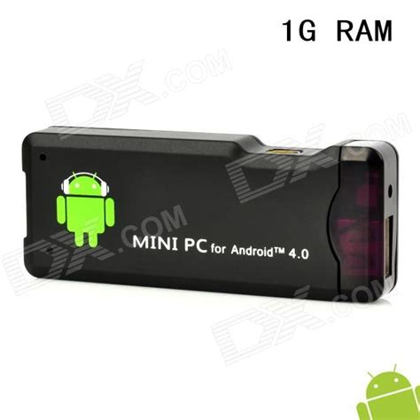 android player ak802 mini android 4 0 media player 1 5ghz 4gb 1gb ddr iii w us wi fi hdmi