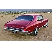 A Question Of Balance  1968 Chevrolet Nova SS Hemmings