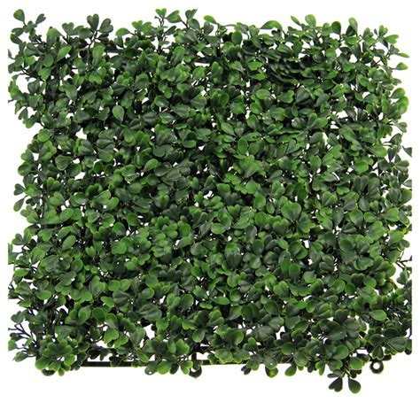 Artificial Boxwood Hedge Mat by 12 Pieces 20 Quot X20 Quot Uv Proof Garden Artificial Boxwood Hedge Mat Home Fencing And Gates By
