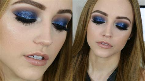 Eyeshadow Inez No 4 glittery new year s makeup tutorial