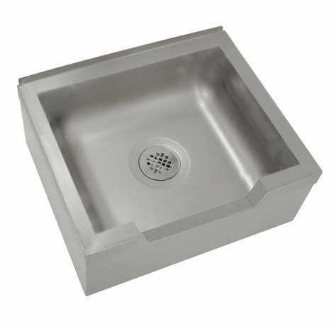 drop in mop sink advance tabco 9 op 48df floor mount mop sink w 12 quot d bowl
