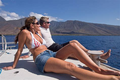 maui boat charters private boat charters maui magic snorkel