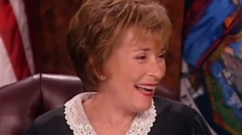 judge judy report some think judge judy on scotus