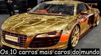 qual show mais caro do brasil 2016 os 10 carros mais caros do mundo top10 youtube