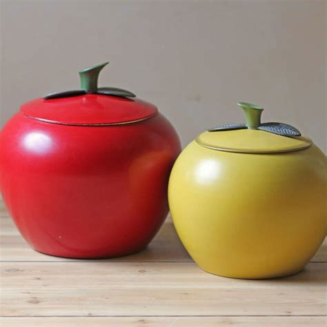 apple kitchen canisters 38 best images about western kitchen on cowboy western canisters and canister sets
