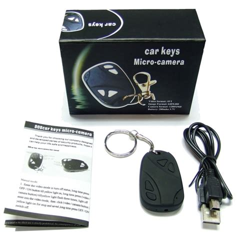 Gantungan Mini Key Chain Murah Kamera Pengintai Tersembunyi kamera pengintai terkecil murah kamera pengintai terkecil