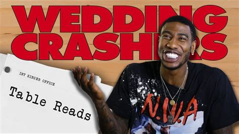 wedding crashers table iman shumpert as chazz from wedding crashers table