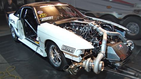 2 3 mustang turbo turbo ford mustang 102mm turbochargers 1320video