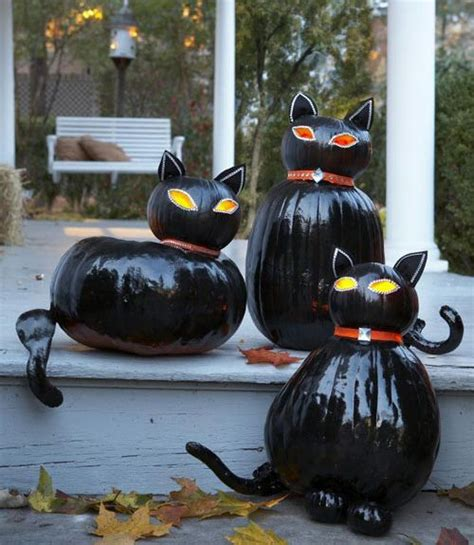 diy unique pumpkin decorating ideas