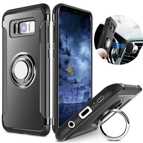 samsung galaxy  premium hard  case  magnetic
