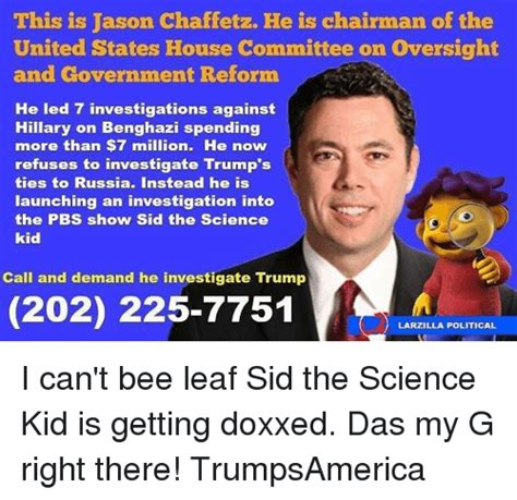 Detox I Can This Kid Right Now by This Is Jason Chaffetz He Is Chairman Of The United States