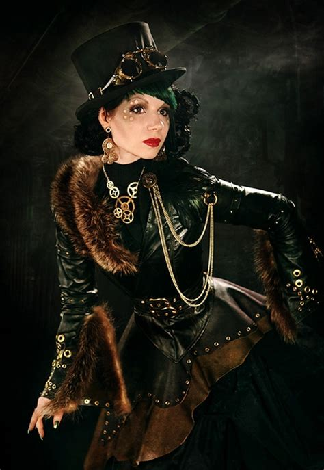 steam punk style devilinspired steunk dresses how to start dressing in