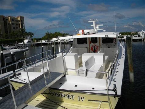 southern comfort fishing charters southern comfort charters our boat southern comfort iv