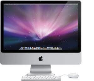 using apple imac as external notebook computer video