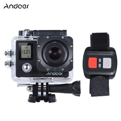 andoer 4k sport & action camera support 4k 30fps with