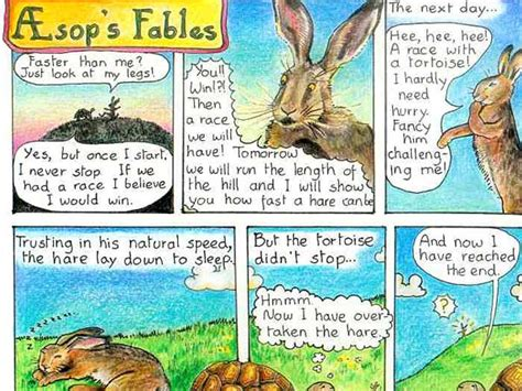 moral of new year story year 3 fables podcast michael faraday school