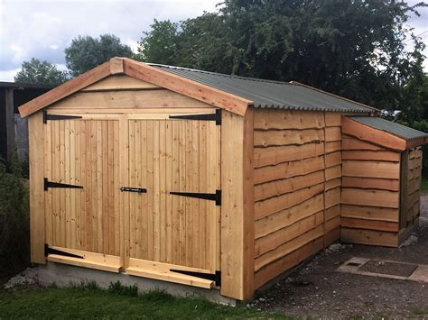 Garage Uk Timber Garages Ebay