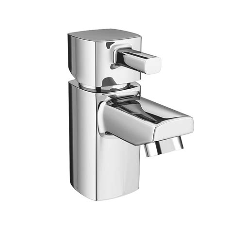 Mixer Neo neo minimalist cloakroom mono basin mixer chrome at