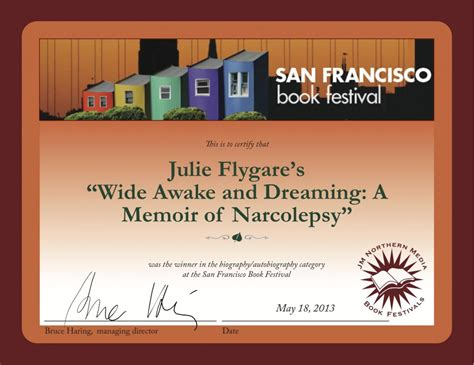 dreaming of oranges an unreliable memoir books wide awake and dreaming awarded winner of san francisco