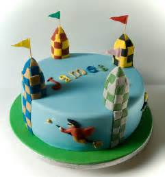 harry potter quidditch cake flickr photo