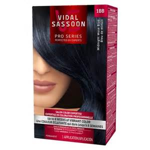 vs hair color vidal sassoon pro series permanent hair color target